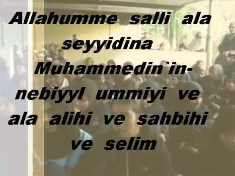 Sharifah Khasif Allahumme....