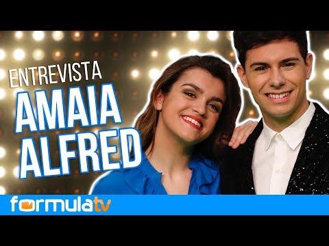 Eurovisión 2018: Amaia y Alfred desvelan detalles de la puesta en escena de Tu canción