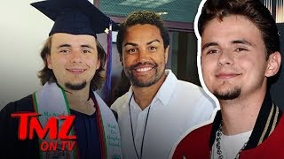 Michael Jackson's son Prince Jackson Graduates from College | TMZ TV