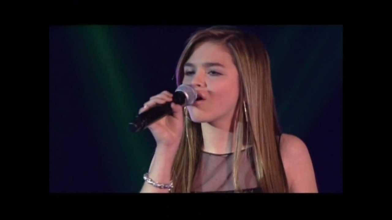 Annie Mae Weiss Sings Adele On Nbc Youtube