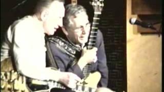 LES PAUL & CHET ATKINS - Fabulous Version of AVALON (Live)