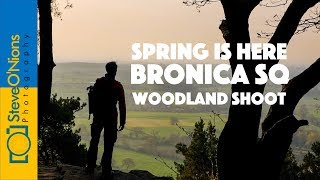 Landscape Film Photography on the Sandstone trail