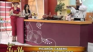 Picarones: un tradicional postre hecho en casa (1/2)