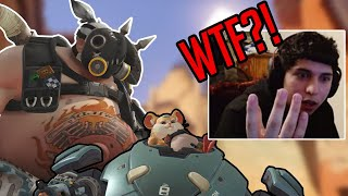 A FRUSTRATING MATCH (Overwatch)