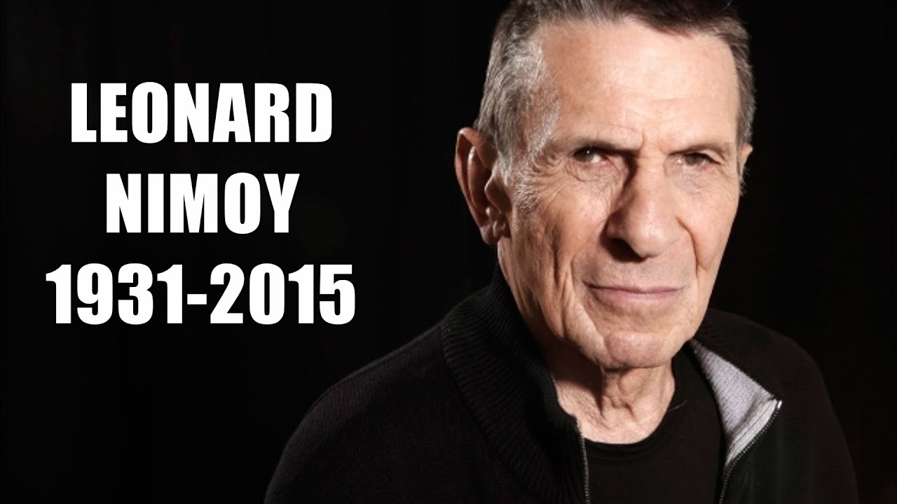 Leonard Nimoy Quotes Leonard Nimoy The Original Spock And The Voice Actor For Master