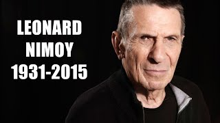 Leonard Nimoy, The Original Spock And The Voice Actor For Master Xehanort, Dies At Age 83