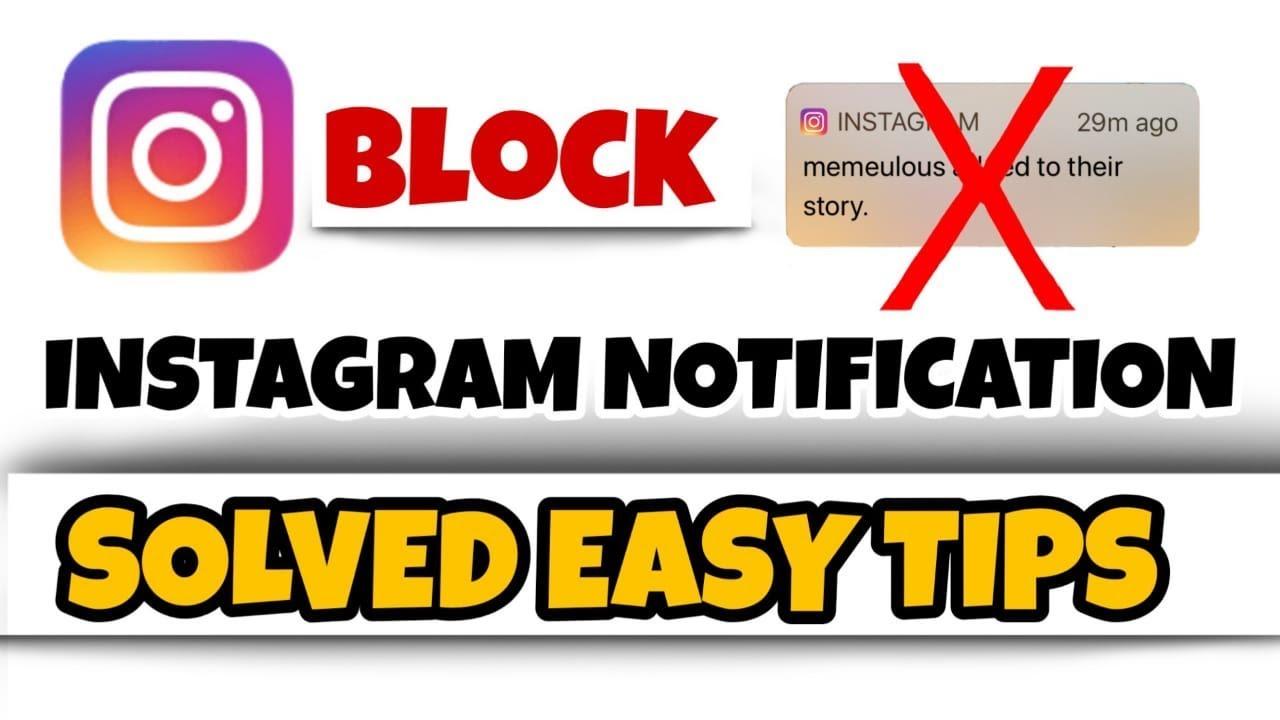 How to change Instagram notification sound