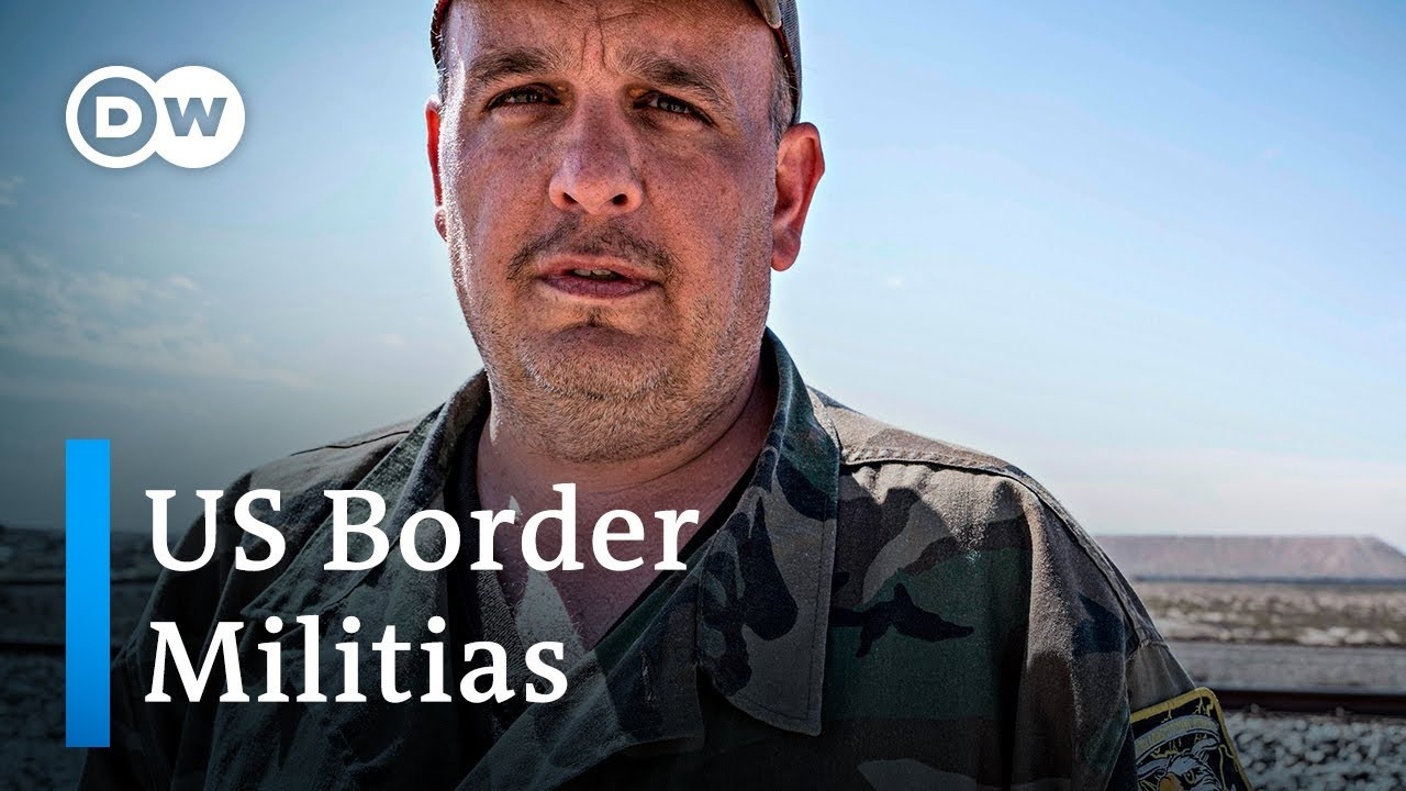 Are US border militia groups breaking the law?