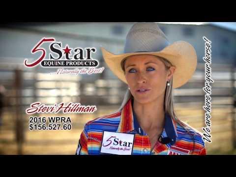 5 Star Equine - 100% Virgin Wool Saddle Pads - BarrelHorse TV