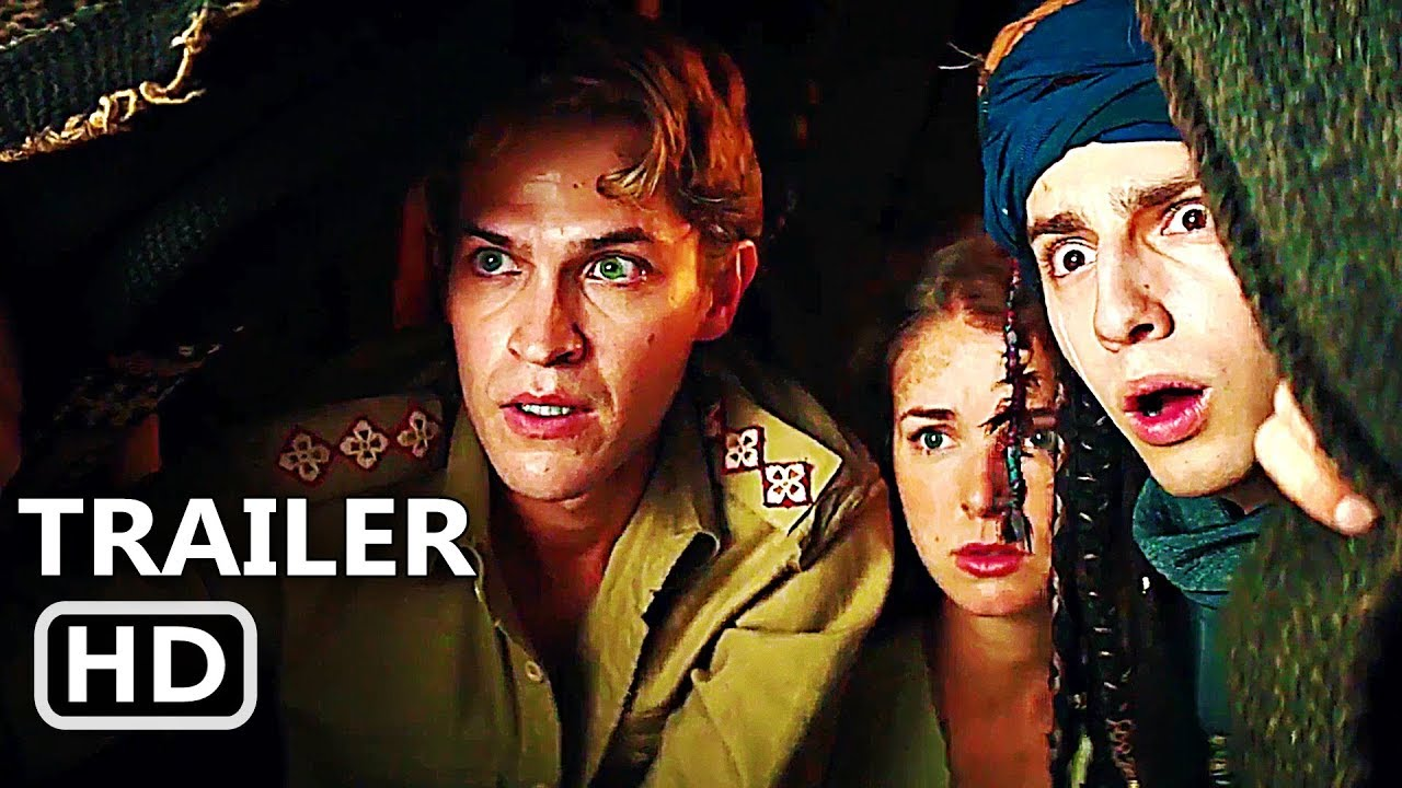 STARGATE ORIGINS Official Trailer (2017) Teen, Adventure TV Show HD