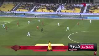 Al-Duhail (Lekhwia) 2 - 2 Al-Sailiya SC Qatar Cup -Semi Final - 2014