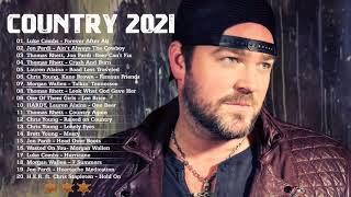 New Country Music 2021   Chris Stapleton, Kane Brown, Luke Combs, Florida Georgia Line, Thomas Rhett
