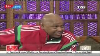 Jeff Koinange Live with Tony Gachoka 12/08/2015 part 2
