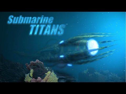 Морские титаны - подводный обзор через иллюминатор 2017 года