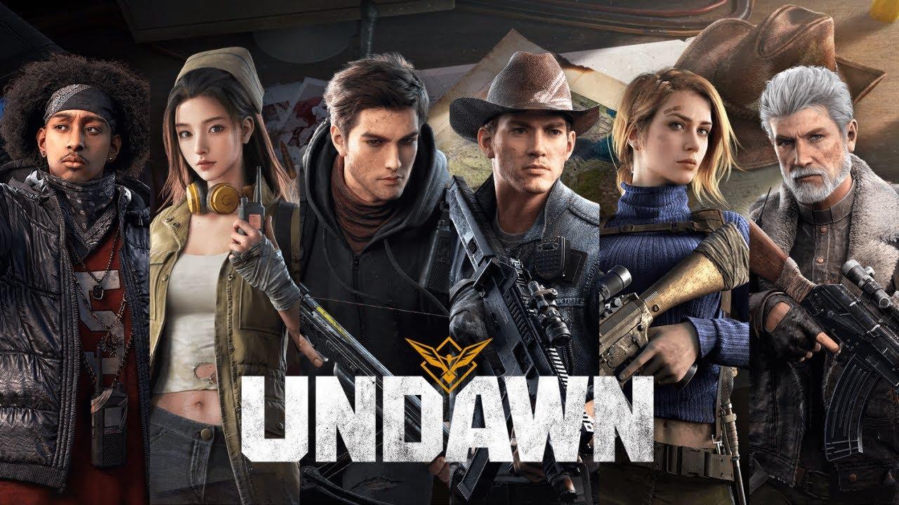 Tencent Games anuncia Undawn, novo jogo de sobrevivência para PC e Mobile - Gaming Lab