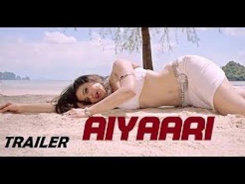 Aiyaary 2018 # first Trailer  Sidhartha Malhotra , Rakul Preet Singh, Manoj Bajpai   YouTube