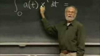 (2:2) Where the Laplace Transform comes from (Arthur Mattuck, MIT)