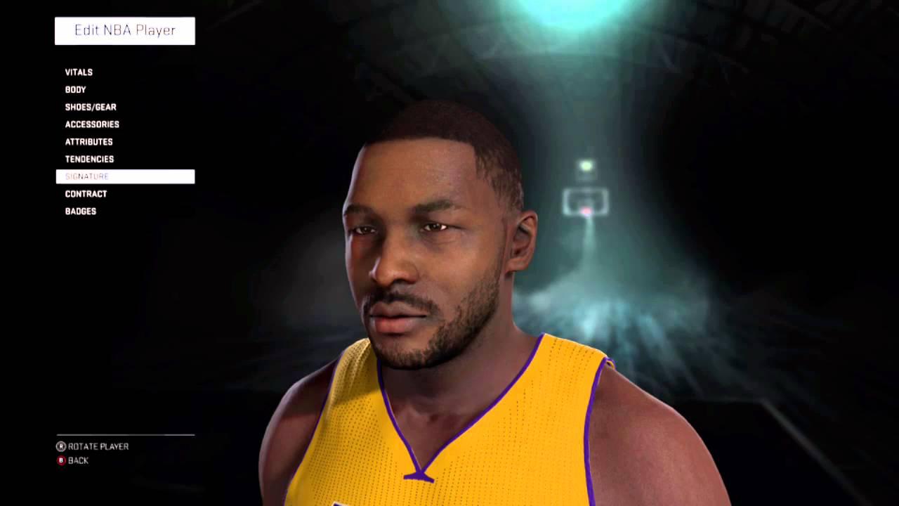 James Worthy NBA 2K16 CAP 90 91 Season