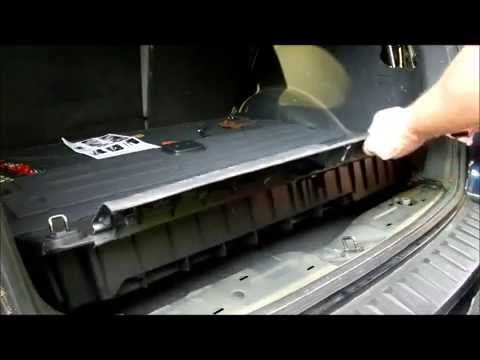 How To Install A Trailer Wire Harness On A Hyundai Santa Fe Youtube