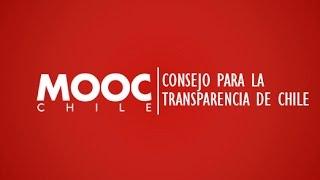 """Transparencia y Anti-Corrupción   Clase 19: """"Consejo para la Transparencia de Chile"""""""