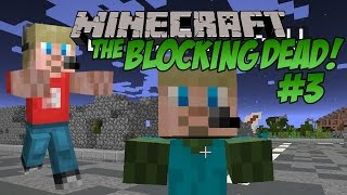 Ethan plays Minecraft: The Blocking Dead (#3) KID GAMING
