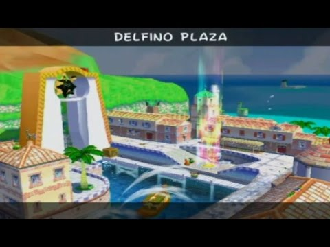 Super Mario Sunshine 100% Walkthrough - Part 17 - All Delfin