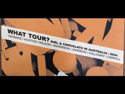 WHAT TOUR? Girl & Chocolate Skateboards 2004 DVD Unedited Footage