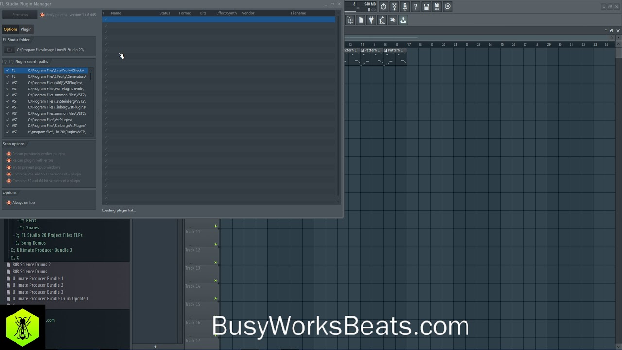 FL STUDIO 20 How to Add Drums and Plugins