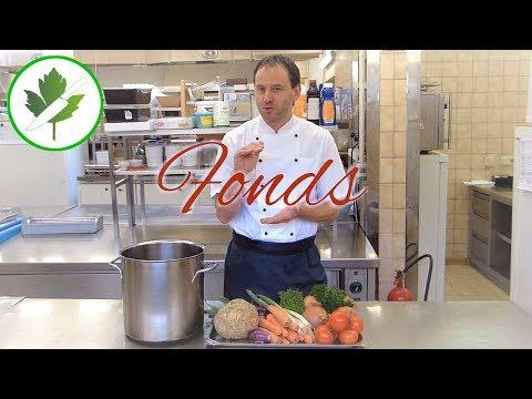 Fond selber machen - Wissenswerte Grundlagen zum kochen