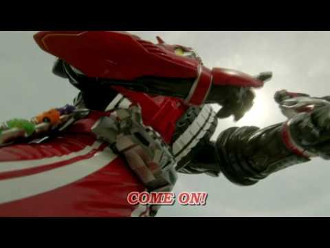 (MAD) Kamen Rider Drive  Surprise Future Sub Tha - Sen no Tsubasa