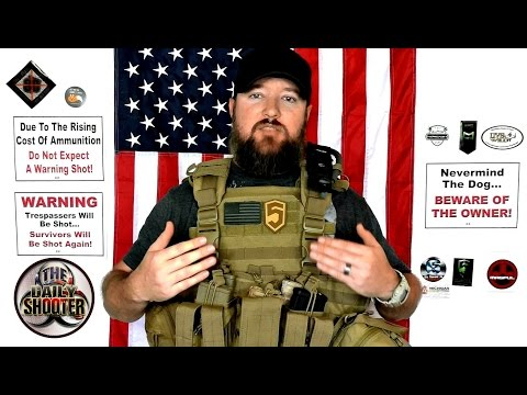 Gear Stacking Plate Carriers, Chest Rigs, Battle Belt, Camel Back etc