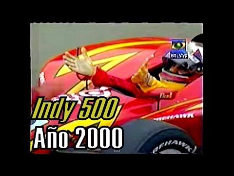 Indianapolis 500 -  Año 2000  - Transmisión Colombiana