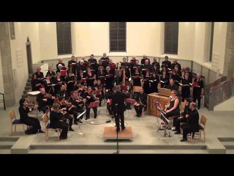 J.S. Bach: Motette BWV 225 «Singet dem Herrn ein neues Lied»