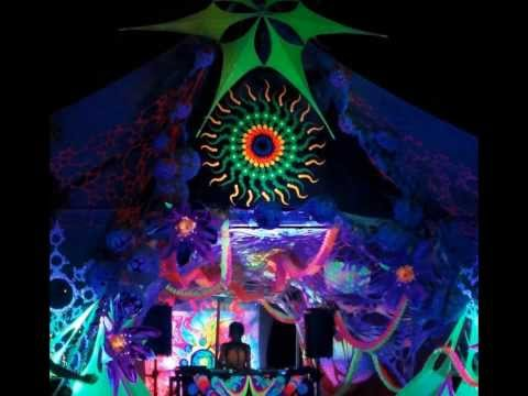 Supercozi - MANDALAVISION Festival DJ Mix - 2 (2013)