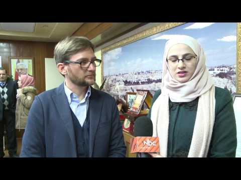 Visit to MED-SOLAR project: An-Najah Nbc coverage