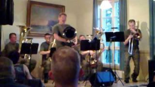 Brutallica brass band