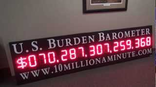 Myth: The National Debt Clock Is The Best Measure Of Our Federal Financial Sinkhole