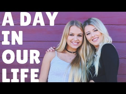 A DAY IN OUR LIFE AT GCU | SeaBlondes