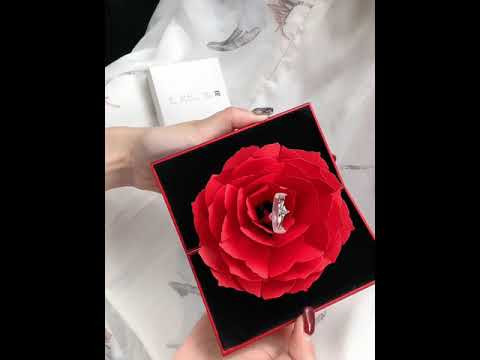 Eternity + square flower box