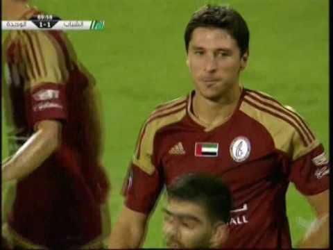 Goal By  Sebastian Tagliabue AGL 26 Shabab vs Wahda