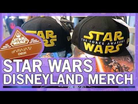 Seasons of the force star wars disneyland merchandise for Merchandising star wars