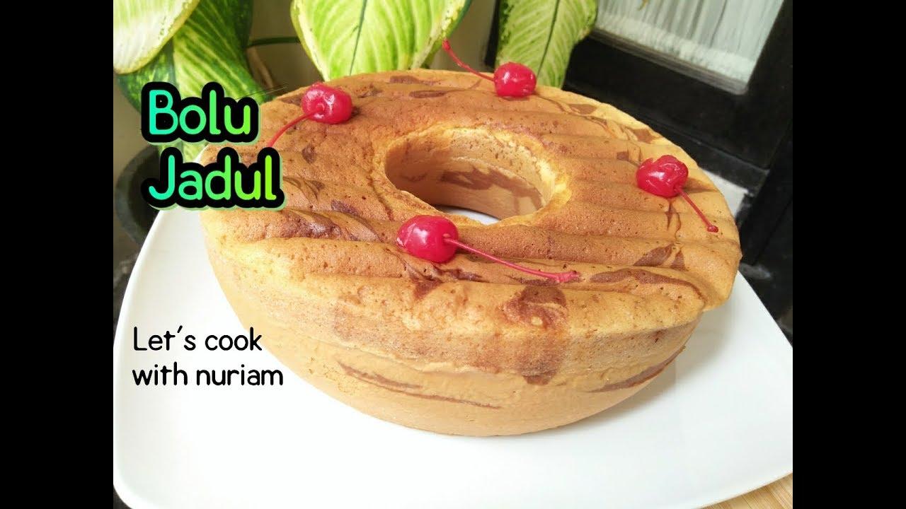 Resep Cake Jadul Enak: Resep Bolu Jadul Enak (ANTI GAGAL!!!)