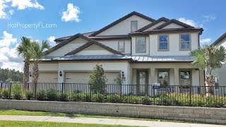 New Home In Orlando | Dr Phillips | 6 Bedrooms | Aurora Model | Phillips Grove