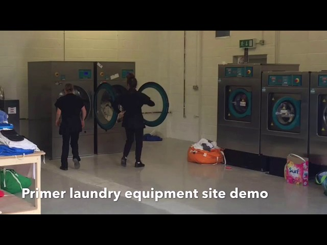 Commercial laundry business review primer laundry equipment
