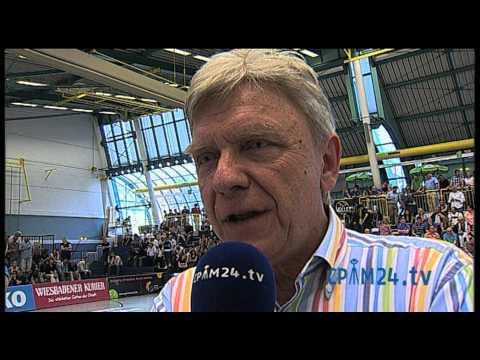 Volleyball VC Wiesbaden - Smart Allianz Stuttgart Teil 5