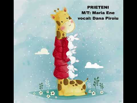 PRIETENI – Cantece pentru copii in limba romana