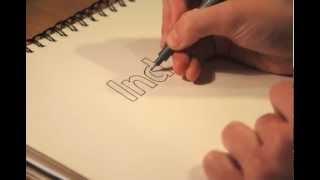 Amazing quick Drawing Indigo