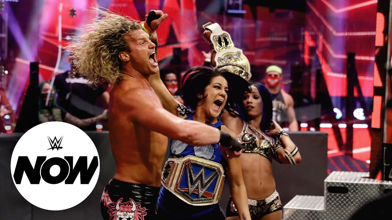 4 things to know before tonight's Raw: WWE Now, July 6, 2020