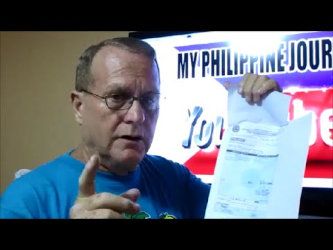 Philippine Drivers License ~  LTO Residency requirements for foreigners and their driver's license.