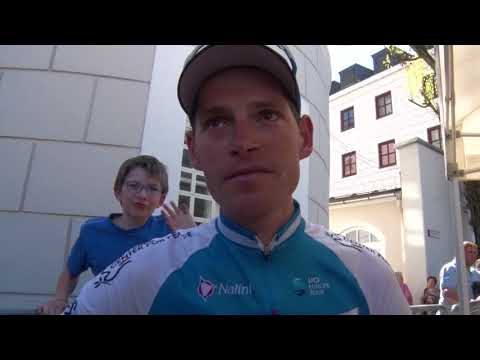 Ben Hermans - Post-race interview - Stage 4 - Tour of the Alps 2018
